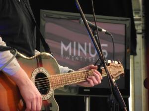 Minus 27 at Solfest 2011